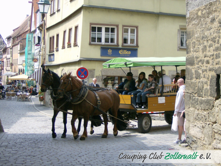 Anzelten in Rottenburg