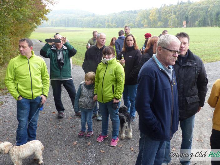 LV Wandertag in Buchhorn
