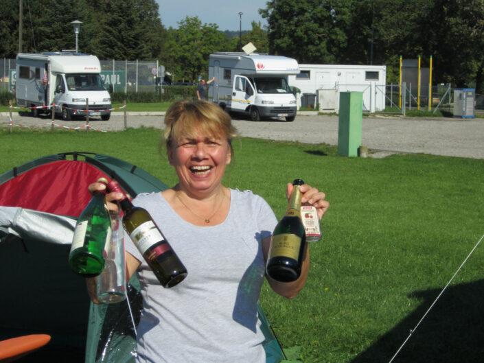 Camper kochen für Camper, Hechingen