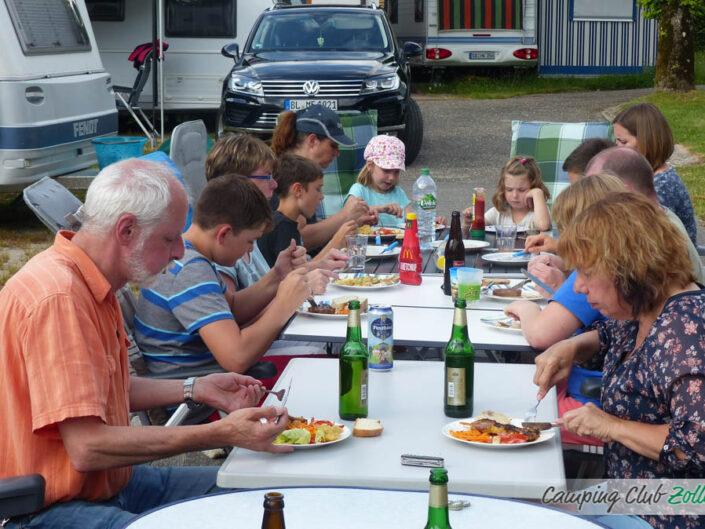 Helferfest in Schapbach