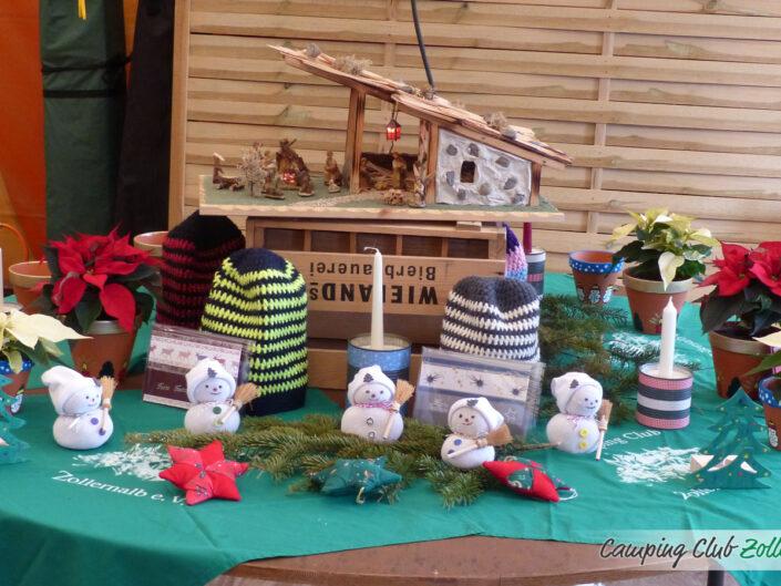 vorweihnachtlicher Markt