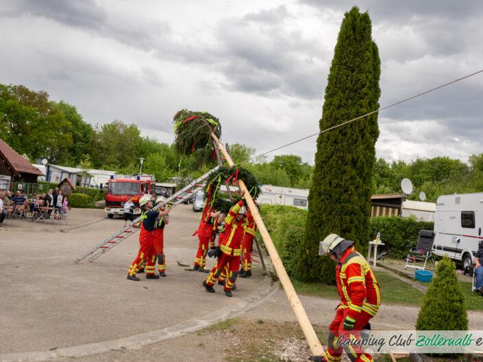 Maifest in Welzheim