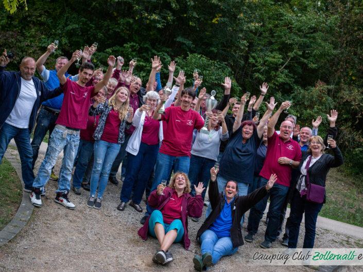 52. Deutsche Meisterschaften im Caravangeschicklichkietsfahren