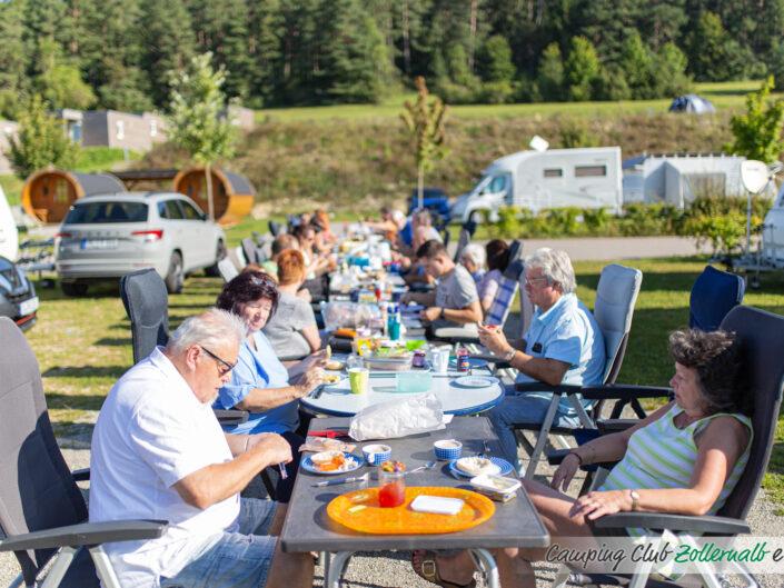 Camper kochen für Camper